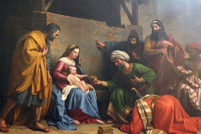Рождество Христово у западных христиан