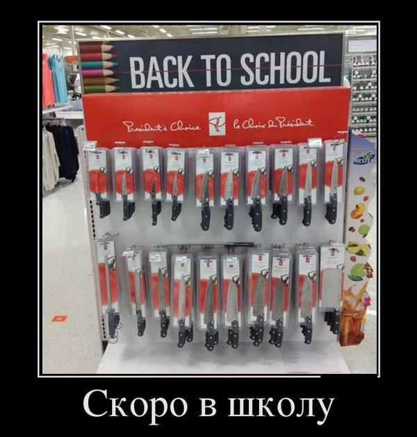 ТОП лучших демотиваторов про школу