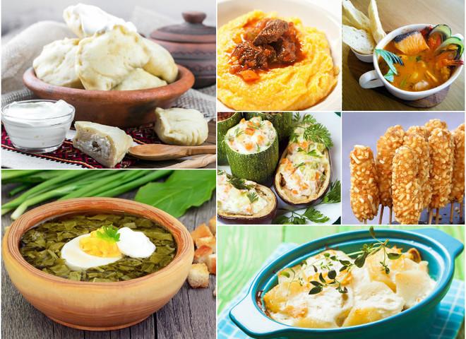 7 ужинов: аппетитное меню майской недели