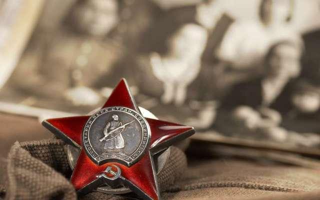Открытка в День Победы