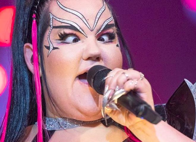 Нетта Барзилай грандиозно открыла Евровидение-2019: видео