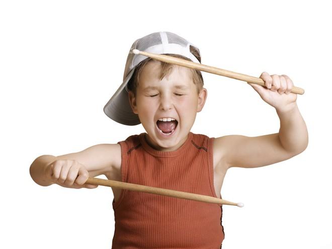 Музика допомагає дитині розвиватися гармонійно!