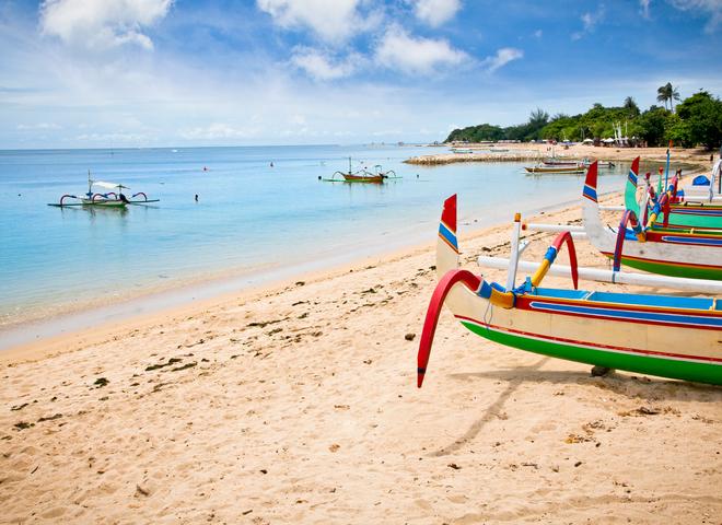 Лучшие курорты острова Бали