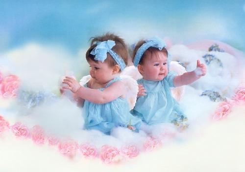 Бусинки-ангелочки