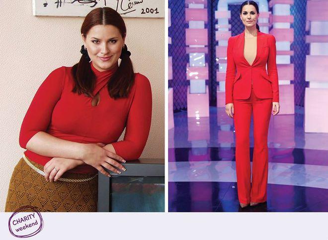 маша ефросинина фото до и после похудения