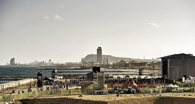 Музыкальные фестивали лета 2012: Optimus Primavera Life