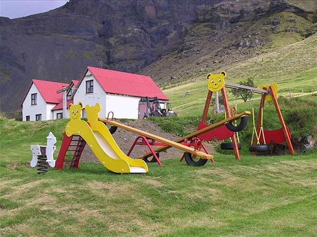 Достопримечательности Исландии: Фермы в Исландии