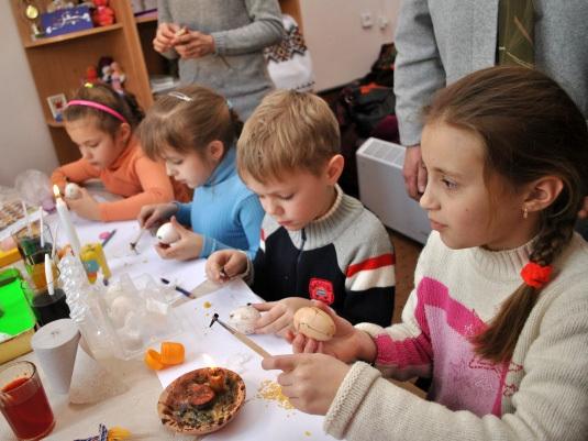 Развиваем ребенка по-украински