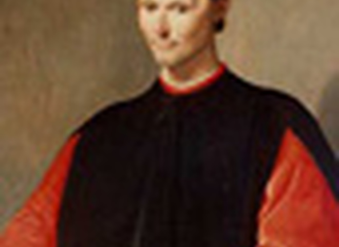 Родился Никколо Макиавелли