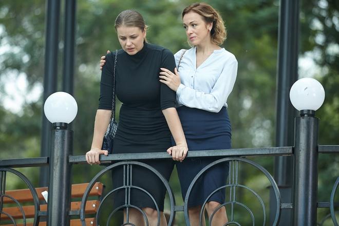 На екрани виходить серіал з донькою Лілії Ребрик в головній ролі