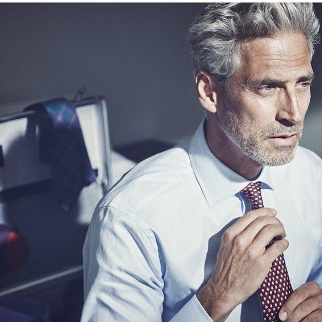 Как нужно выглядеть: 6 потрясающих мужчин в возрасте, в которых ты влюбишься