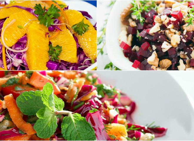бюджетные рецепты салатов к новому году