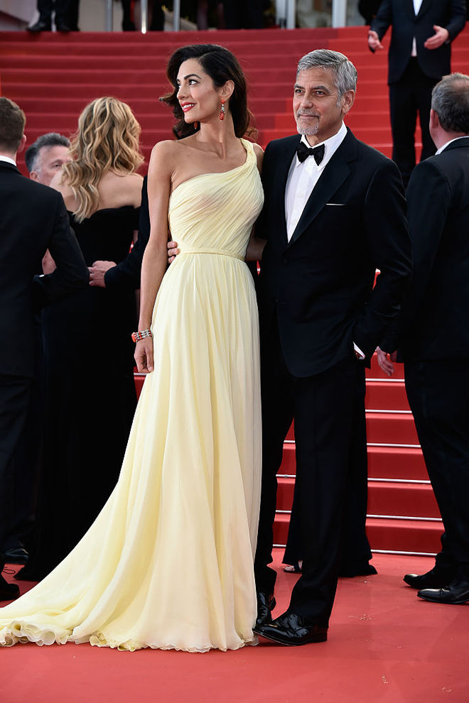 Амаль Клуни стиль