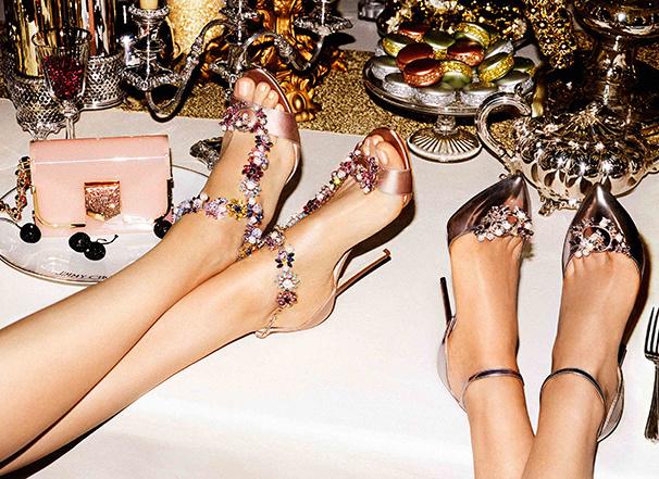 Что подарить на Новый год: персонализированные туфли