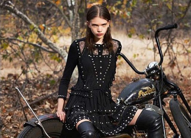 Givenchy, рекламная кампания весна/лето 2015