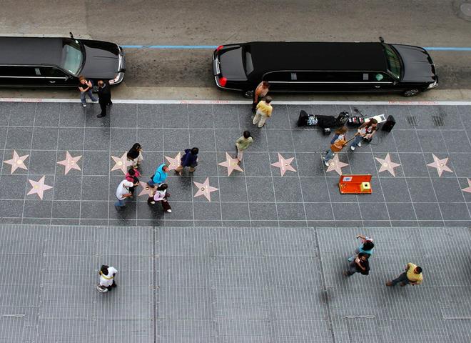Алея зірок у Лос-Анджелесі