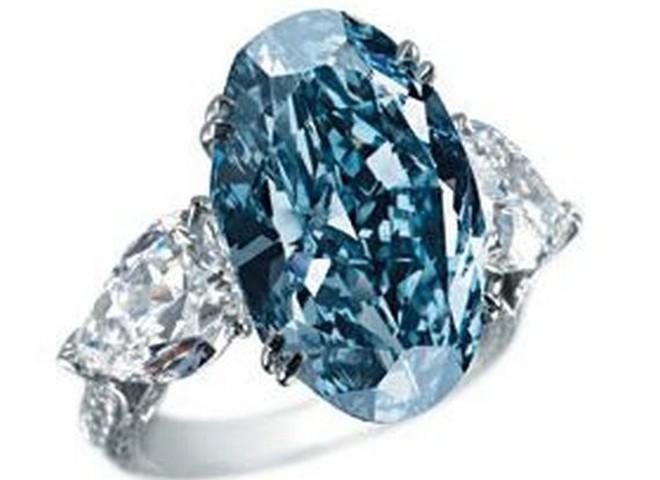 Кольцо от Chopard стоит $16 млн.