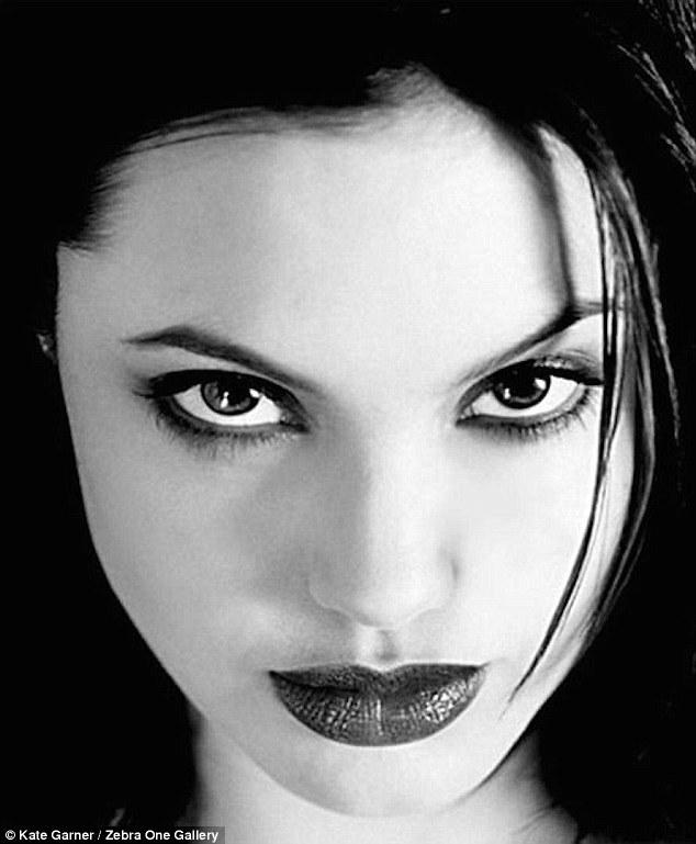 Анджеліна Джолі - рідкісні фото