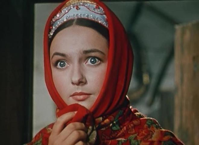 Образи актрис з вітчизняних різдвяних фільмів