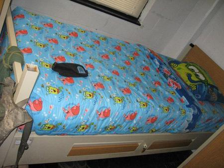 Солдатам разрешили самим выбирать постель. Прикол