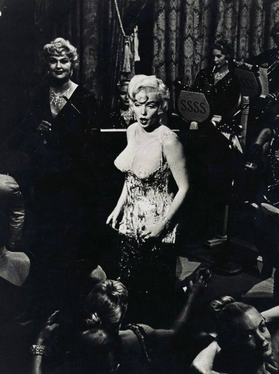 Легендарные платья Мэрилин Монро