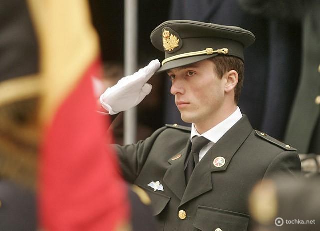 Где встретить принца: принц Бельгии Амедео