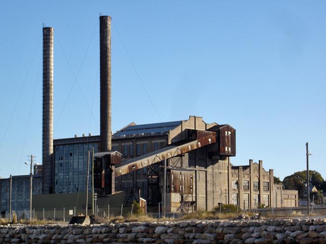 Путешествие с «Великим Гэтсби». Электростанция White Bay.