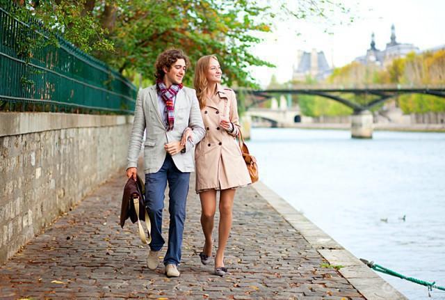 Самые стильные города Европы: Париж