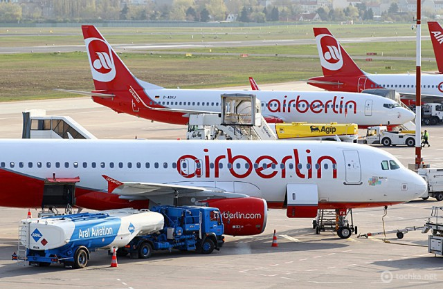 Лоукосты для украинцев: Airberlin