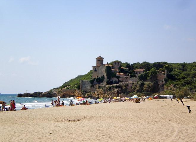 В Каталонии можно зарядить телефон с помощью моря