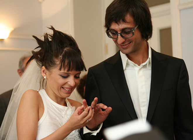 Свадьба Ирэны Карпы