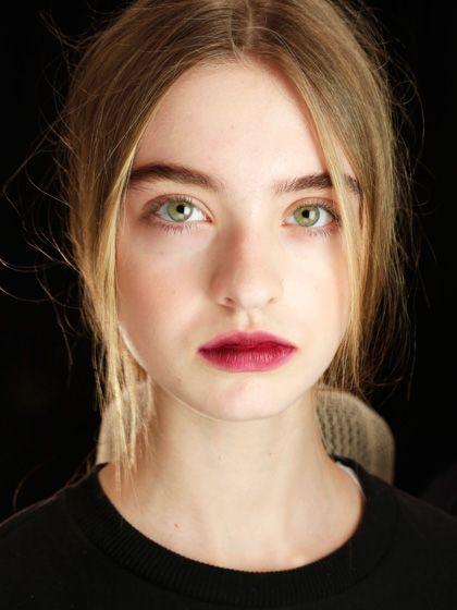 Baby lips: модные цвета помад на лето 2019
