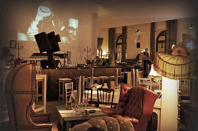Гурман-тур: необычные рестораны: Pret A Diner, Германия