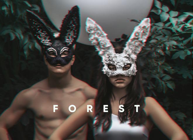 «Белые Ночи. Forest» — портал в райский лес, полный электронной музыки
