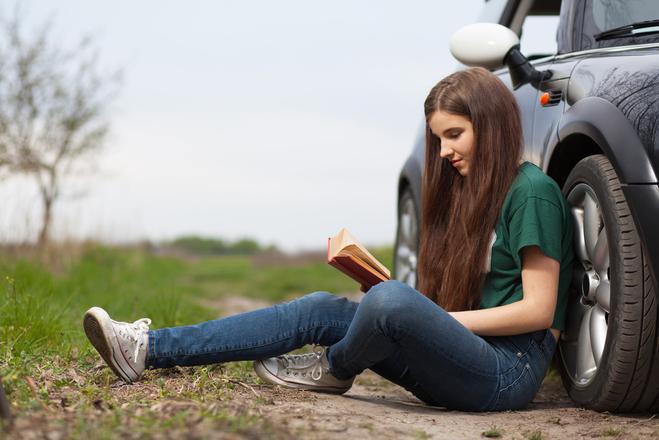 Яку книжку взяти в дорогу