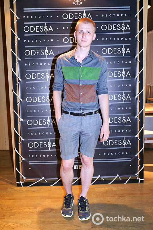 Пресс-ланч Odessa Holiday Fashion Week