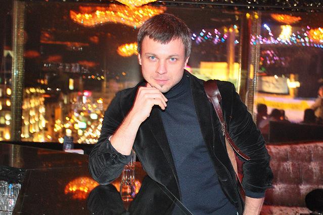 Презентация клипа Александра Пономарева