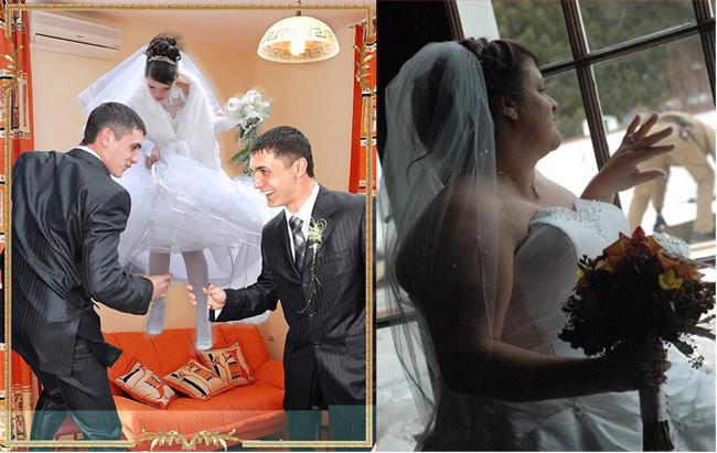 ТОП лучших свадебных снимков