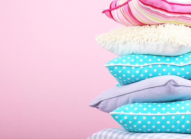5 проблем, связанных с неправильно подобранной подушкой для сна