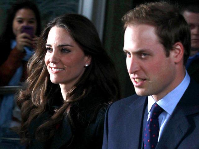 Гости на свадьбе принца