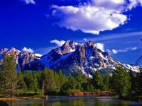 Очаровательные пейзажи