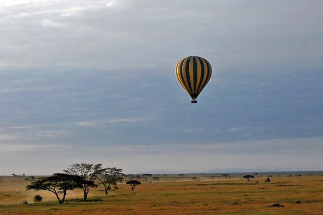 Национальный парк Серенгети, Танзания