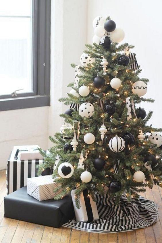 Как нарядить елку в год Белой Крысы своими руками: топ идей