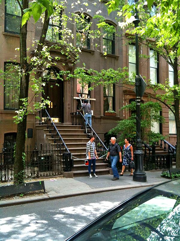 Нью-Йорк с Кэрри Бредшоу: дом Кэрри Бредшоу