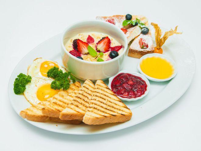 Картинки по запросу каша на завтрак