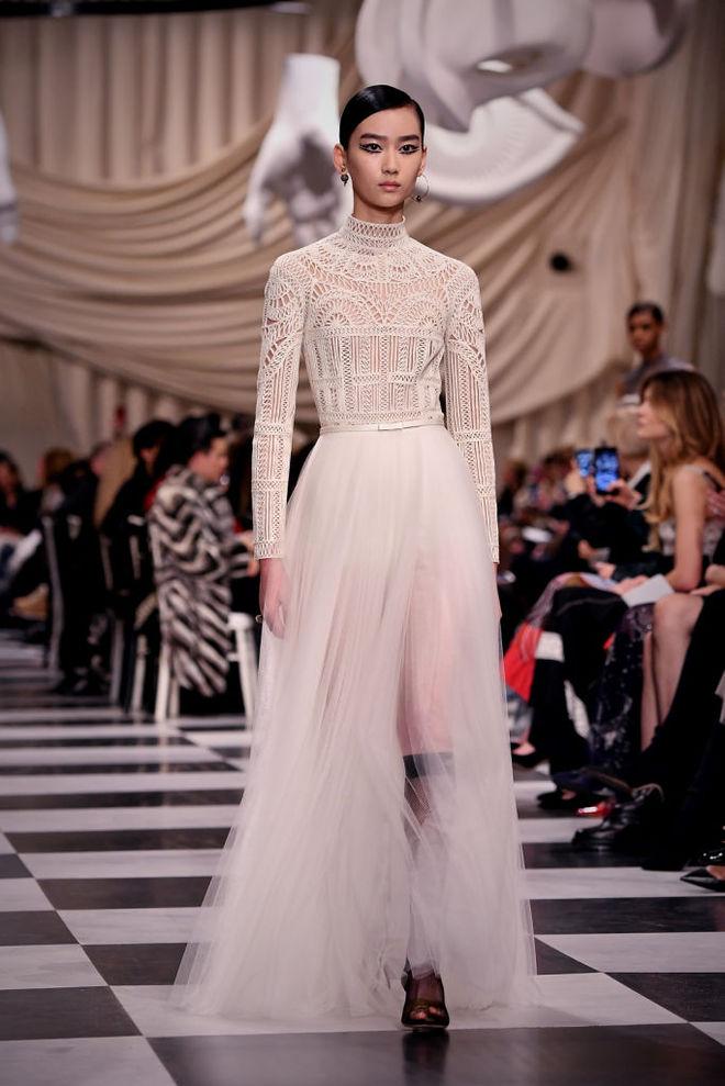 Christian Dior Haute Couture весна-літо 2018