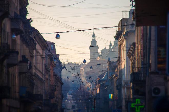 Рейтинг міст України, які слід відвідати