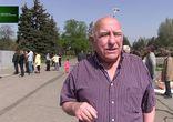 Одесса не струсила: тысячи одесситов пришли к сгоревшему Дому профсоюз