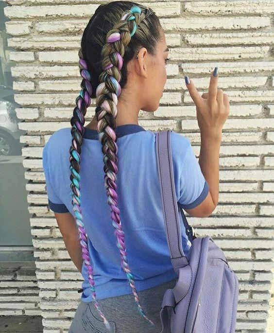 канекалон зачіски