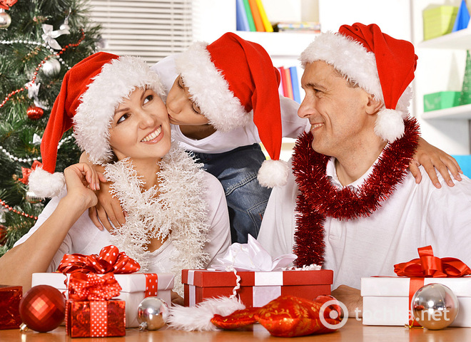Подарок на новый год своим родителям своими руками